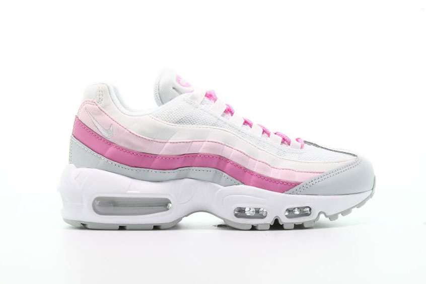 online retailer c24bd 708c1 Nike Air Max 95 Essential Psychic Pink White Womens : Release date, Preis &  Infos