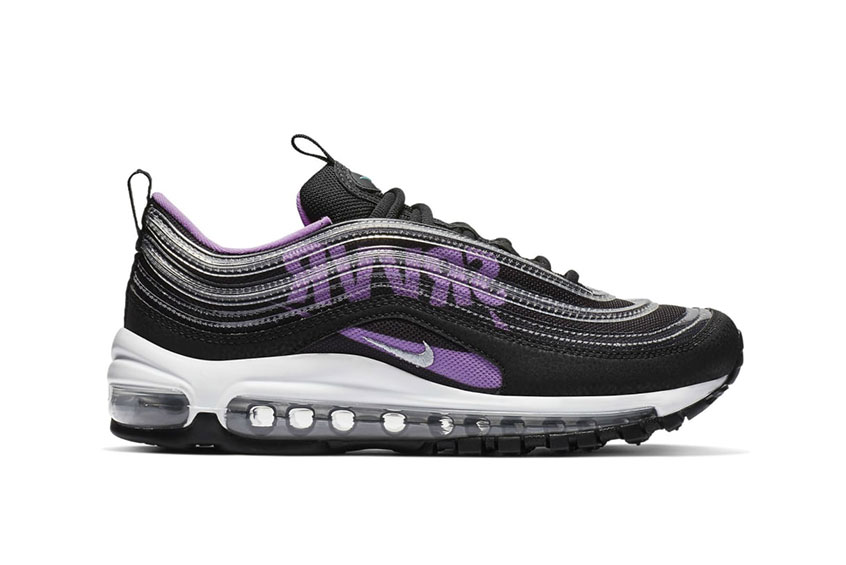 sells size 40 classic style Nike Air Max 97 Doernbecher 2019 Black Purple : Release date, Price & Info