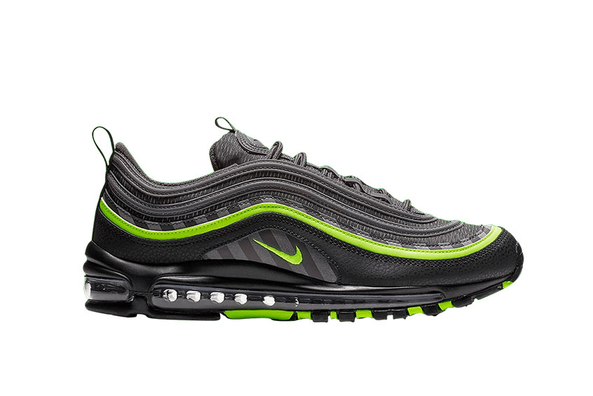Nike Air Max 97 Grey Lime Blast bv6057-001