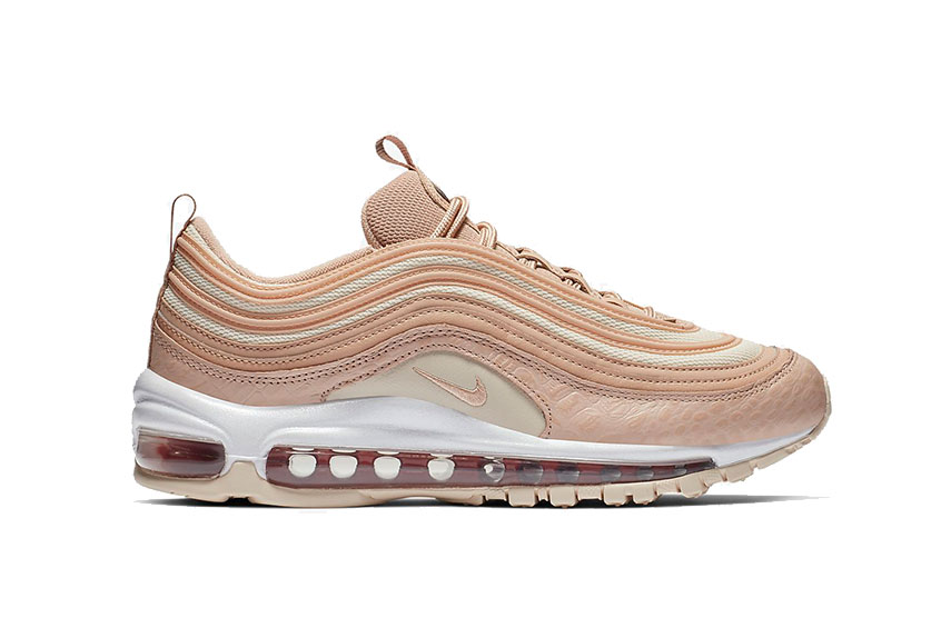 separation shoes 6e24d c4e02 How to buy the Nike Air Max 97 LX Overbranded Bio Beige