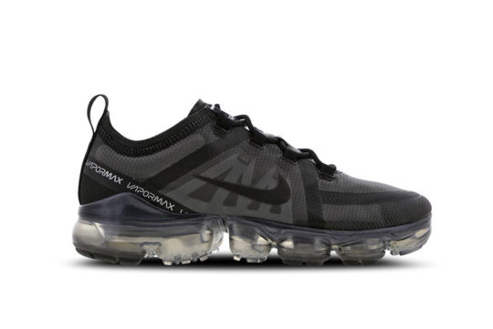 Nike Air VaporMax 2019 Black Womens ar6632-002