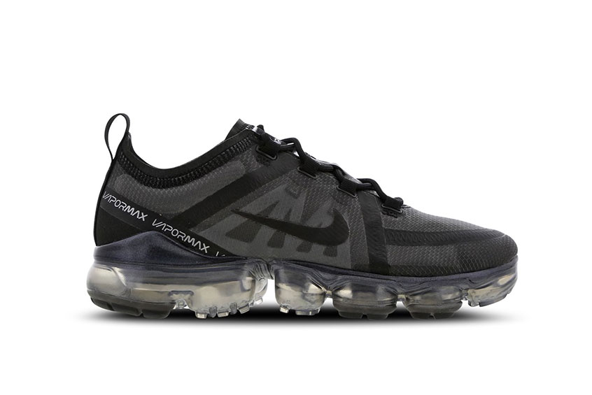 How to buy the Nike Air VaporMax 2019 Black Womens   49f876ab2