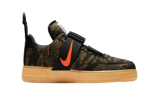 Carhartt x Nike Air Force 1 Low Utility Camo Green av4112-300