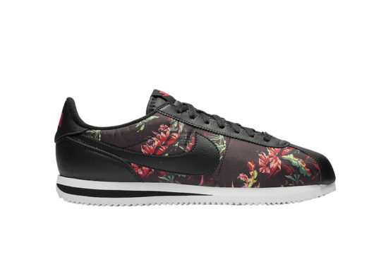 Nike Cortez Basic Floral Pack Black bv6067-001