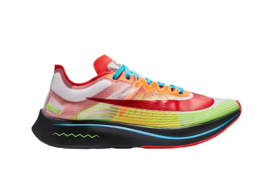 Nike Zoom Fly SP Doernbecher 2019 Red Multi bv8734-100