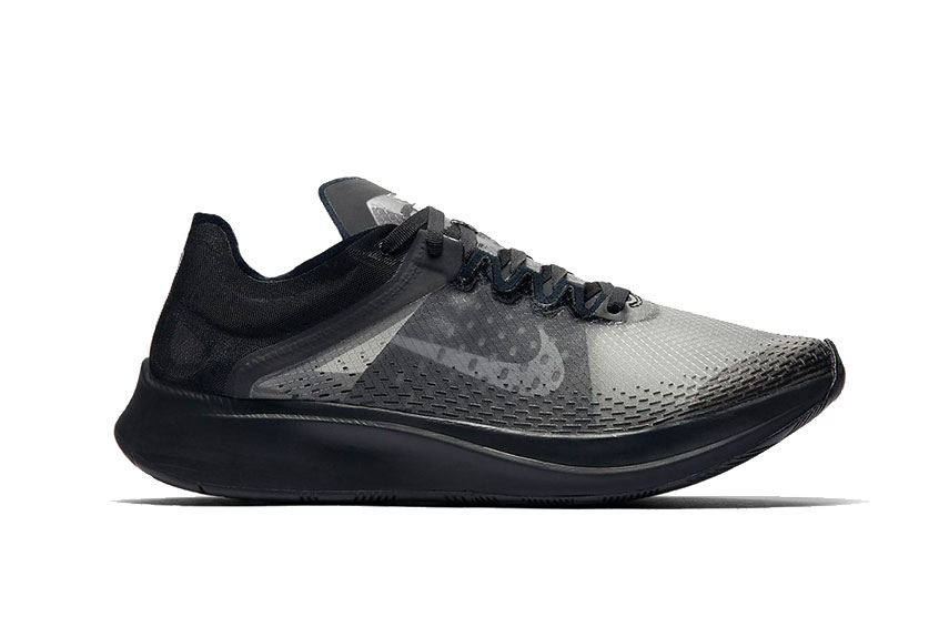 big sale 74f09 8df29 How to buy the Nike Zoom Fly SP Fast Black Grey