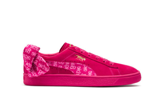 Barbie x Puma Suede Classic Red 366322-01