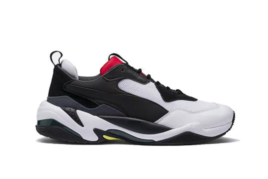 PUMA Thunder Spectra Black Red 367516-07