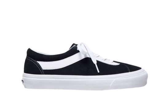 Vans Staple Bold Black White Womens va3wlpos7