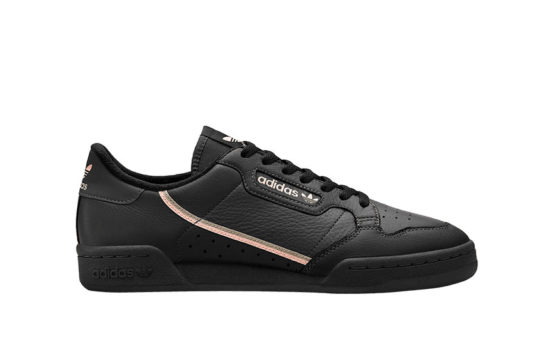 adidas Continental 80 Black ee4349