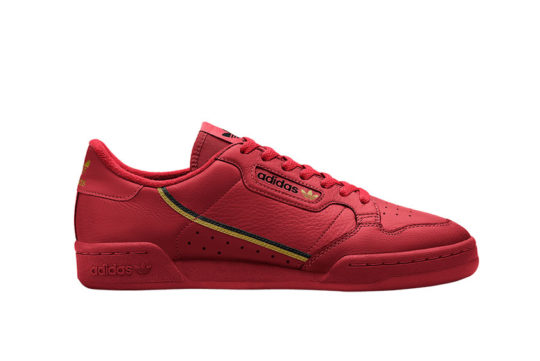 adidas Continental 80 Red ee4144