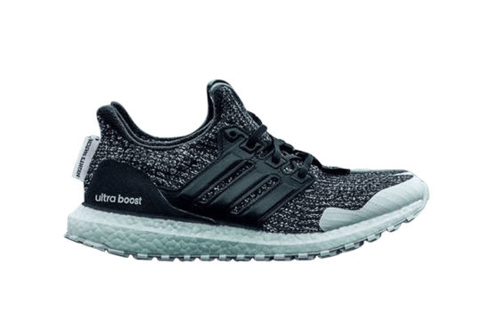 Game Of Thrones x adidas Ultra Boost Nights Watch ee3707