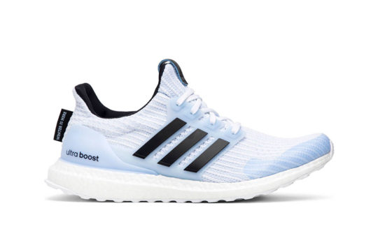 Game Of Thrones x adidas UltraBoost White Walkers ee3708