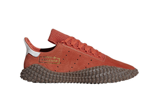 adidas Kamanda Orange Gum db2776