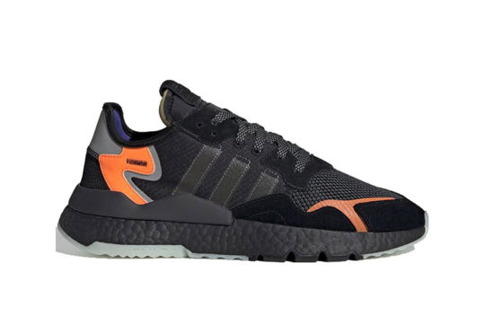 adidas Nite Jogger OG Black Orange cg7088