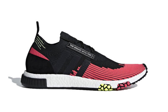 adidas NMD Racer Solar Red bd7728