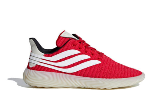 adidas Sobakov Red White bd7572
