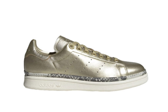 adidas Stan Smith Gold Metallic Snakeskin f34120