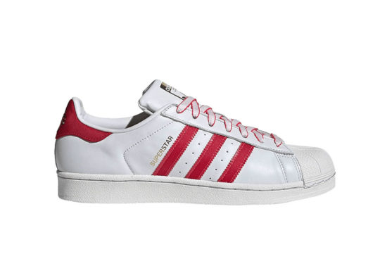 adidas Superstar CNY Pack White Red g27571