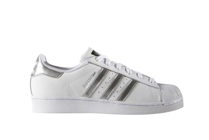 How to buy the adidas Superstar White Silver   437a9f728