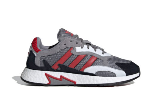 adidas Tresc Run Grey Red ef0765