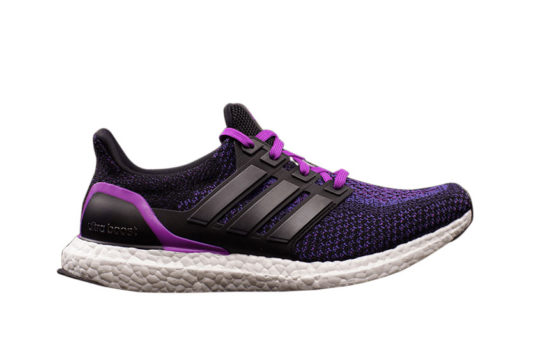 adidas Ultra Boost Black Purple aq5935
