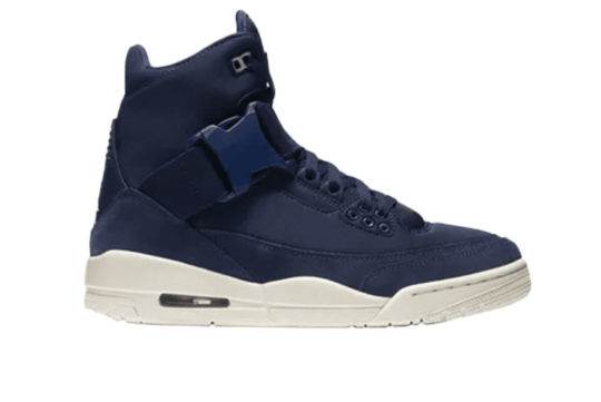 Jordan 3 Retro Explorer XX Navy White bq0006-401