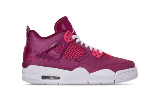 Air Jordan 4 GS True Berry 487724-661