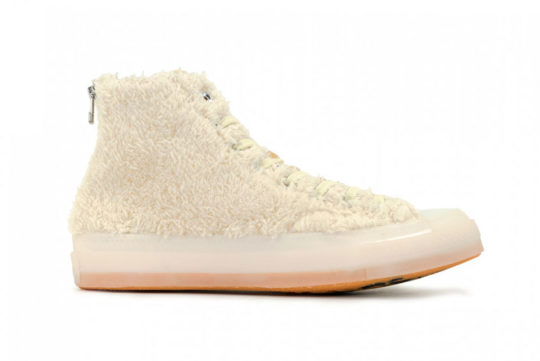 CLOT x Converse Chuck 70 Cloud Cream 164535c