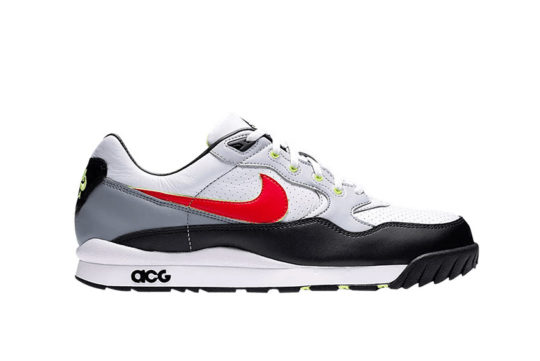 Nike ACG Wildwood White Red ao3116-001