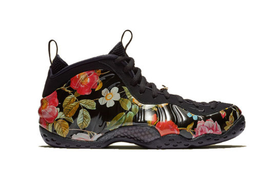 Nike Air Foamposite One Floral 314996-012