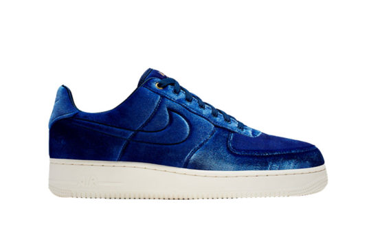 Nike Air Force 1 07 Premium 3 Blue at4144-400