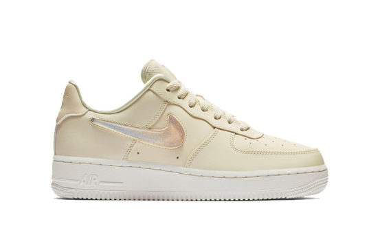 Nike Air Force 1 07 SE PRM Ivory ah6827-100