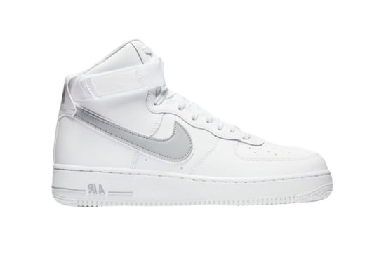Nike Air Force 1 High 07 3 White Grey at4141-100