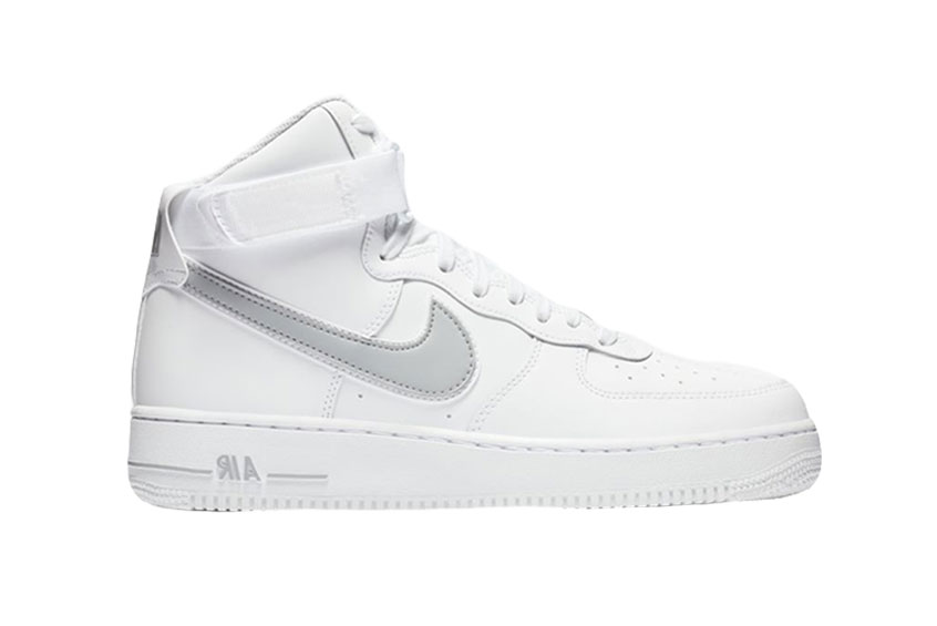 timeless design e715d 7027e How to buy the Nike Air Force 1 High 07 3 White Grey