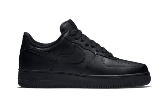 "Nike AIr Force 1 Low ""Black"" 315122-001"