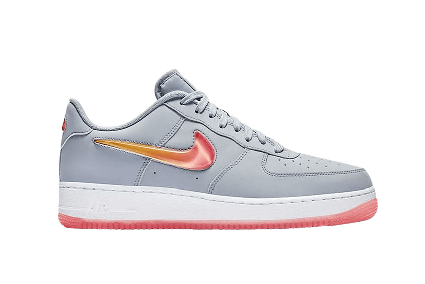 Nike Air Force 1 Jewel Low Hot Punch at4143-400