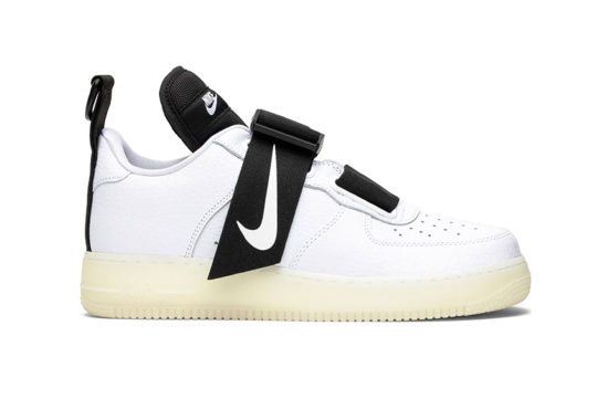 Nike Air Force 1 Low Utility White Black av6247-100