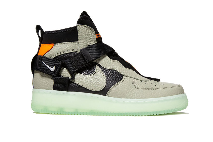 Nike Air Force 1 Utility Mid Frosted Spruce : Release date, Price & Info