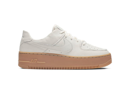 Nike Air Force 1 Sage Low LX Pale Ivory ar5409-100