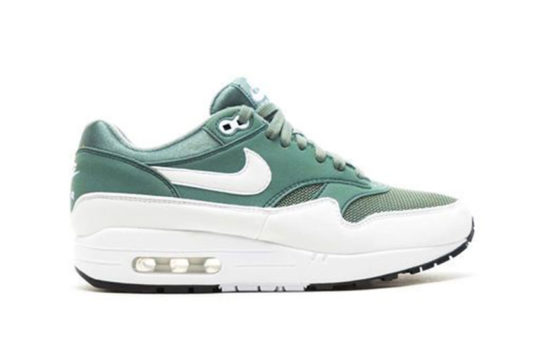 Nike Air Max 1 Clay Green White Women's 319986-303