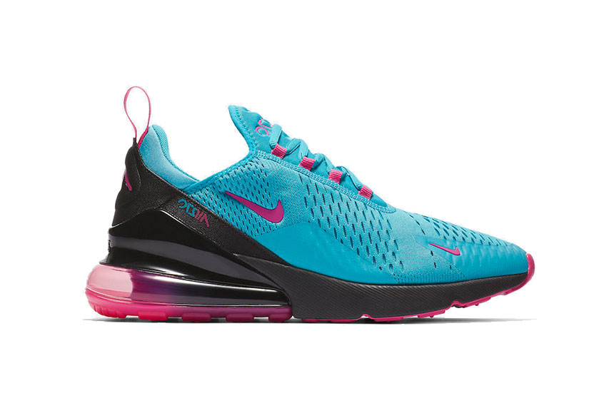 size 40 3bac7 80be6 Nike Air Max 270 Blue Pink : Release date, Preis & Infos