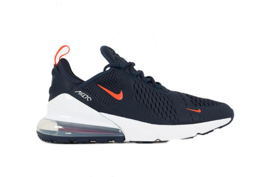 Nike Air Max 270 Navy Orange cd1506-400