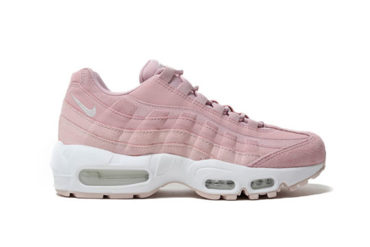 Nike Air Max 95 PRM Plum Chalk Rose Womens 807443-503
