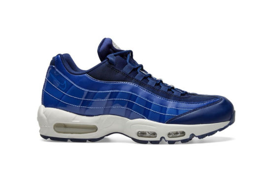 Nike Air Max 95 SE Blue White Womens 918413-401