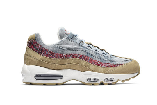 Nike Air Max 95 Wild West Beige bv6059-200