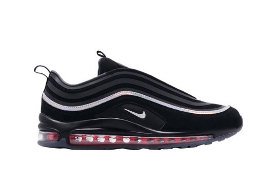 Nike Air Max 97 Ultra Black White bv6666-016