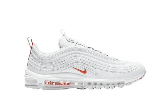 Nike Air Max 97 White Orange bv1985-002