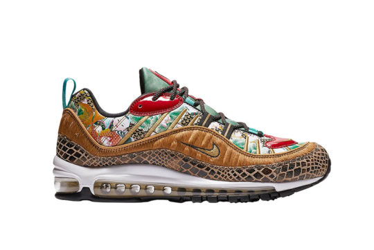 Nike Air Max 98 Chinese New Year 2019 Multi bv6649-708