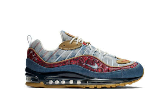 Nike Air Max 98 Wild West Pack bv6045-400